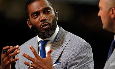 Randy Moss tells Terrell Owens that they were both better than Jerry Rice in wide receiver GOAT conversation