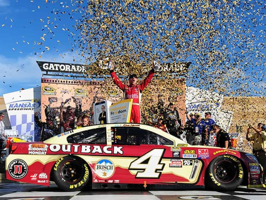 NASCAR DFS Picks Pennzoil 400 DraftKings and FanDuel at Las Vegas Motor Speedway featuring Kevin Harvick