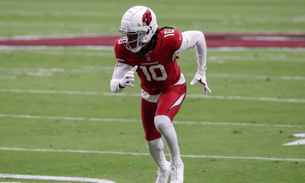 Zach Brunner takes a look back at NFL DFS Week 3 and notes wide receiver target share and snaps, using this to project fantasy football value