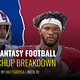 Matt Savoca's game-by-game breakdowns of the Week 10 daily fantasy football slate for NFL DFS lineups on DraftKings + FanDuel + Yahoo.