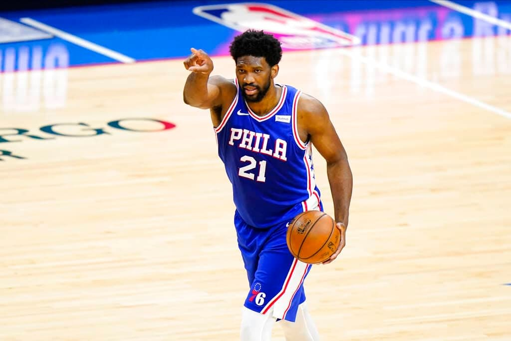 EMac gives his favorite NBA DFS picks for Yahoo, DraftKings + FanDuel daily fantasy basketball lineups, including Joel Embiid   6/11/21