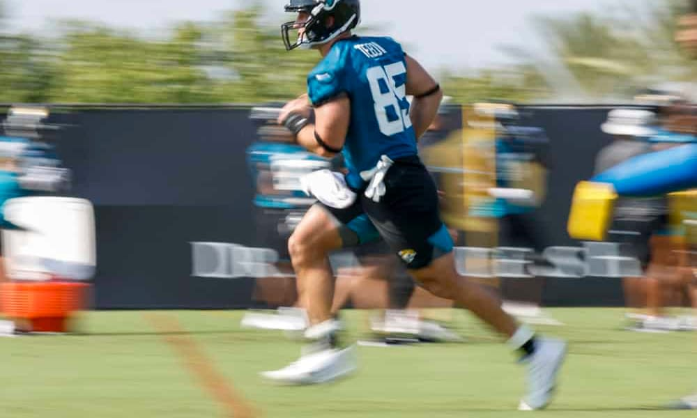 After the Jacksonville Jaguars cut Tim Tebow following his tight end experiment, many are asking what will become of the jersey they paid for