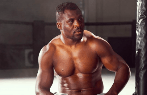 UFC heavyweight champ Francis Ngannou slams Dana White and the UFC after announcement of interim heavyweight title fight between Derrick Lewis and Ciryl Gane