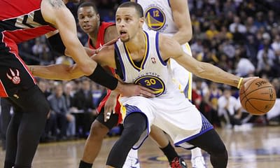 NBA DraftKings DFS lineup picks daily fantasy basketball cheat sheet for Monday May 10 with expert projections and ownership with Stephen Curry