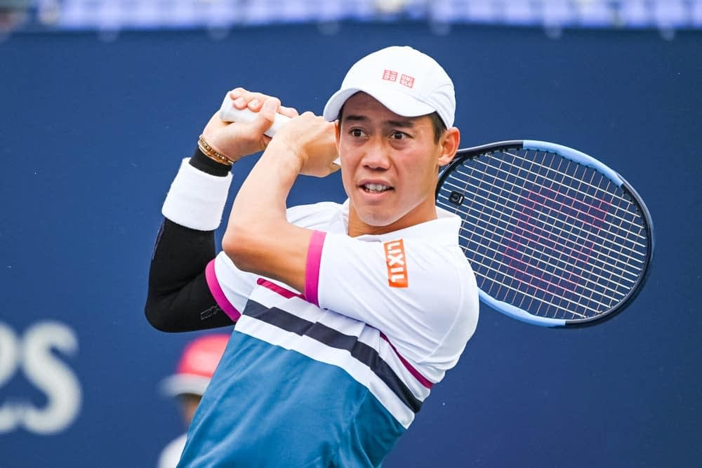 Caleb's FREE Tennis DFS Picks for August 28th on DraftKings and FanDuel takes a look at Kei Nishikori, Reilly Opelka and more.