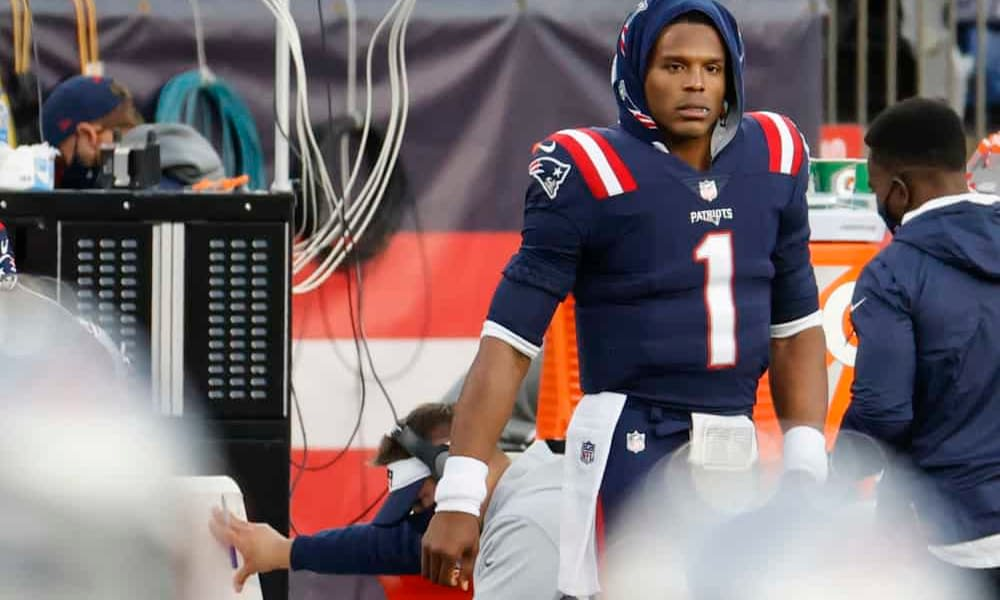 After Ryan Fitzpatrick suffered a hip injury on Sunday, many are calling for Ron Rivera to make a move for the Washington Football Team to sign Cam Newton