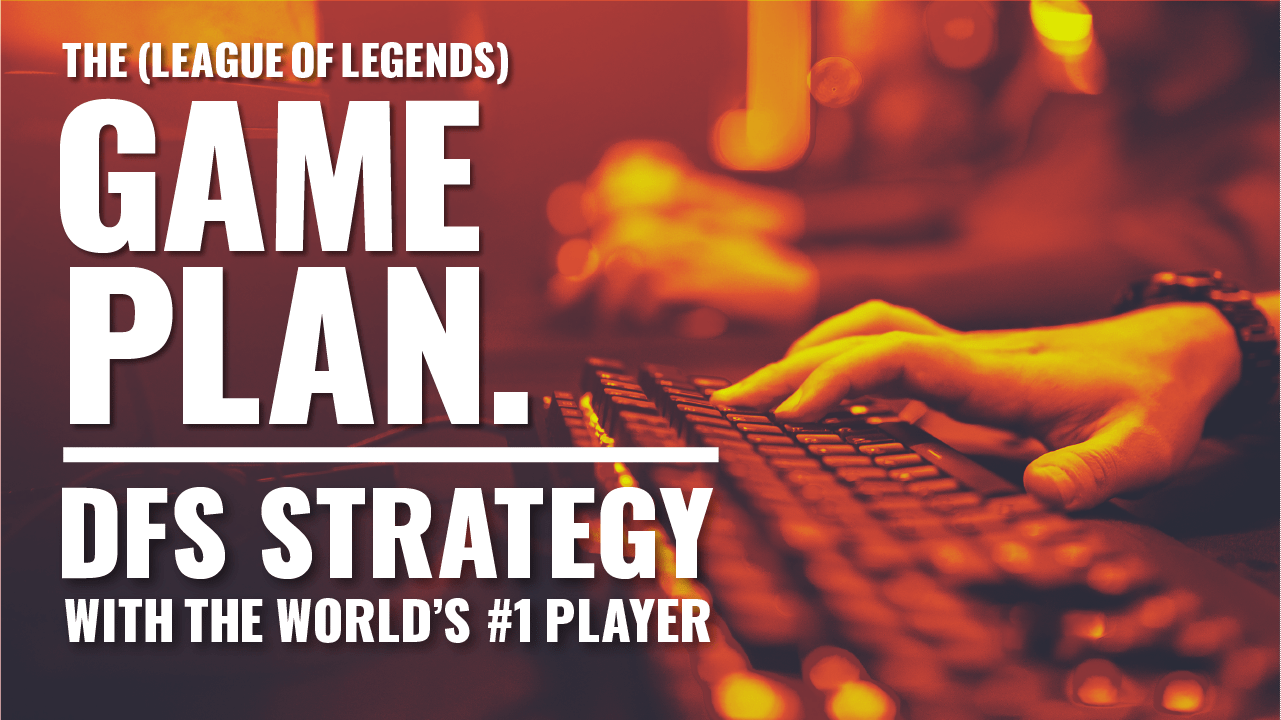 Awesemo's Jake Hari breaks down LoL DraftKings stacking strategies for beginngers in League of Legends DFS.
