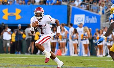Rasa's weekly CFB DFS article highlighting his favorite conference championship DraftKings, FanDuel plays for DFS lineups, Jalen Hurts