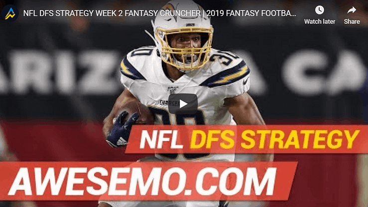 Manny Lora and Chris Randone sit down to discuss the NFL DFS lineup building and lineup construction on DraftKings & FanDuel.