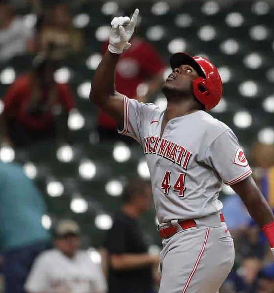 Awesemo's free expert MLB picks, Vegas betting odds, predictions and player props today with Aristides Aquino home run picks   July 9, 2021