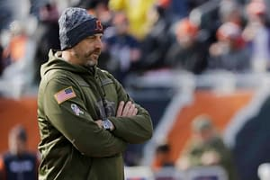 Chicago Bears head coach Matt Nagy sounds like a guy who's well-aware that his offense has to be so much better in 2021