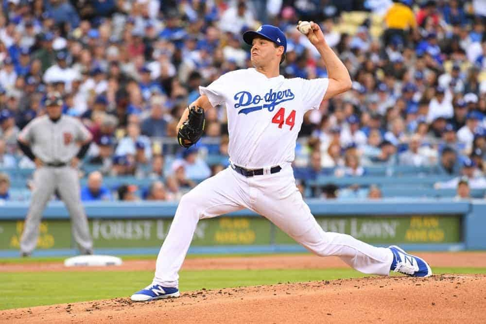 Josh Engleman's daily MLB DFS column highlighting his favorite pitchers on DraftKings, FanDUel and Yahoo for fantasy baseball lineups.