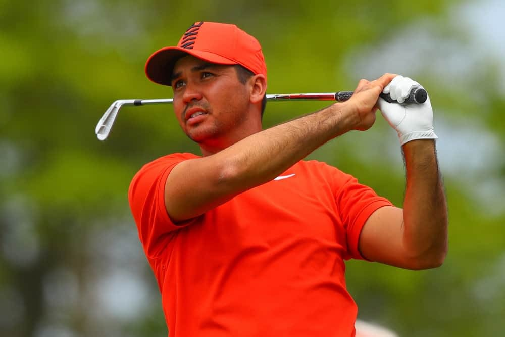 PGA DraftKings picks for AT&T Pebble Beach DFS and fantasy golf cheat sheet Wednesday FEbruary 10 2021 featuring Jason Day, Patrick Cantlay and Daniel Berger based on Awesemo's expert projections and ownership