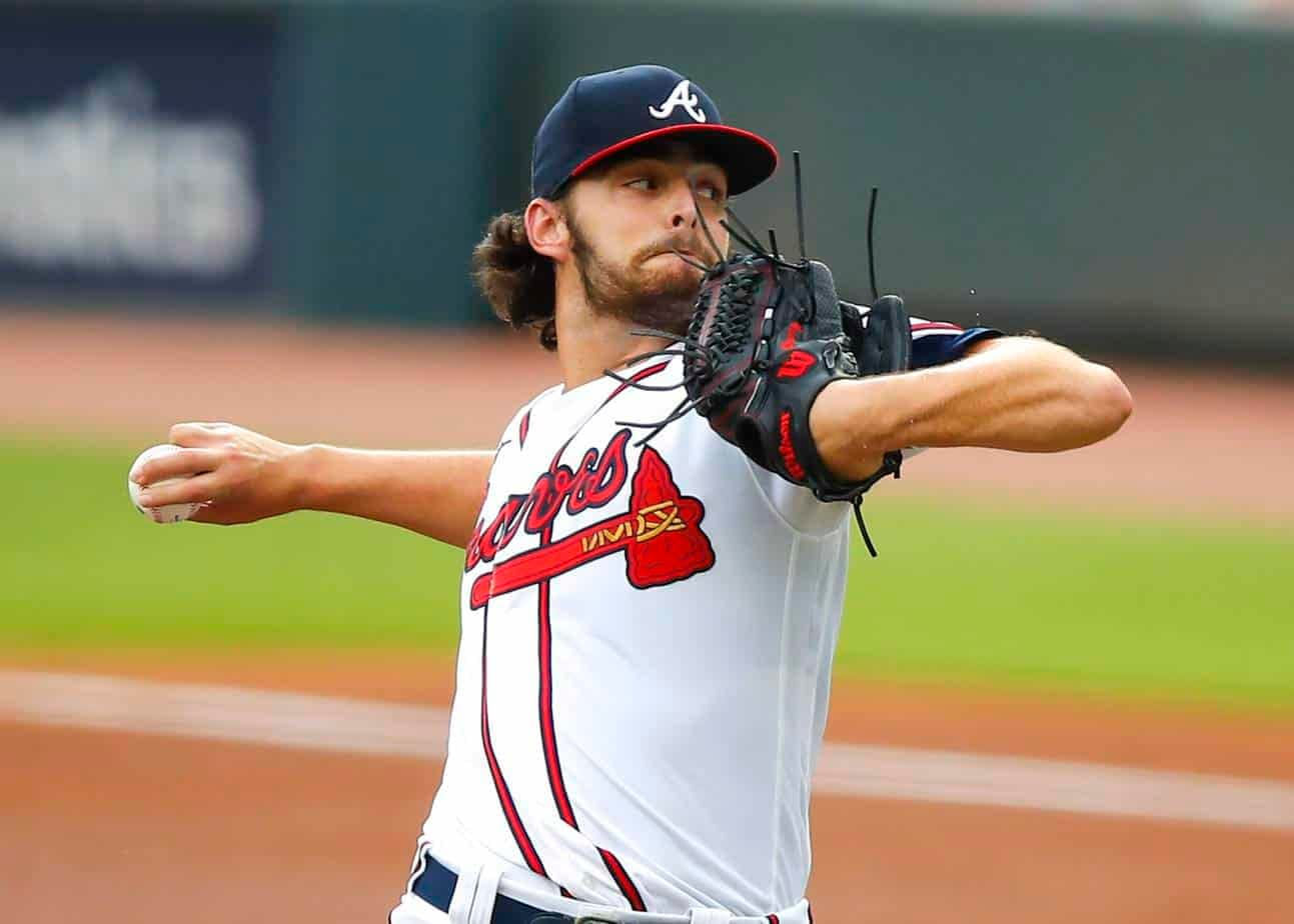 Spotlight Pitchers: MLB DFS Divisional Series Picks For DraftKings + FanDuel   Ian Anderson   10/7