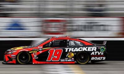 NASCAR DFS Bass Pro Shops Night Race at Bristol Motor Speedway preview. DraftKings and FanDuel daily fantasy advice with Martin Truex Jr.