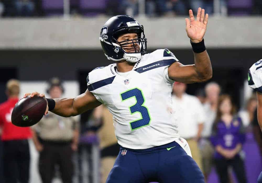 Zach Brunner finds the best NFL fantasy football PrizePicks prop predictions & expert picks for the 2021 NFL season | Russell Wilson