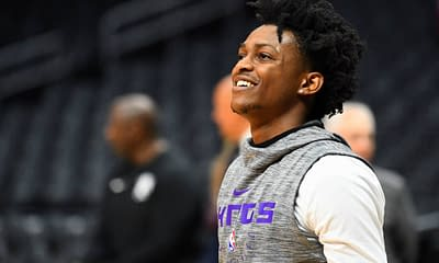 NBA FanDuel Lineup PIcks from Josh Engleman's ConTENders and NBA simulations and projections featuring De'Aaron Fox