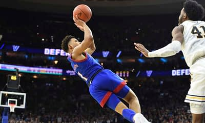 Austyn Varney brings you his CBB DFS picks for the Tuesday, Jan. 14 slate from Jordan Nwora to Devon Dotson for DraftKings and FanDuel