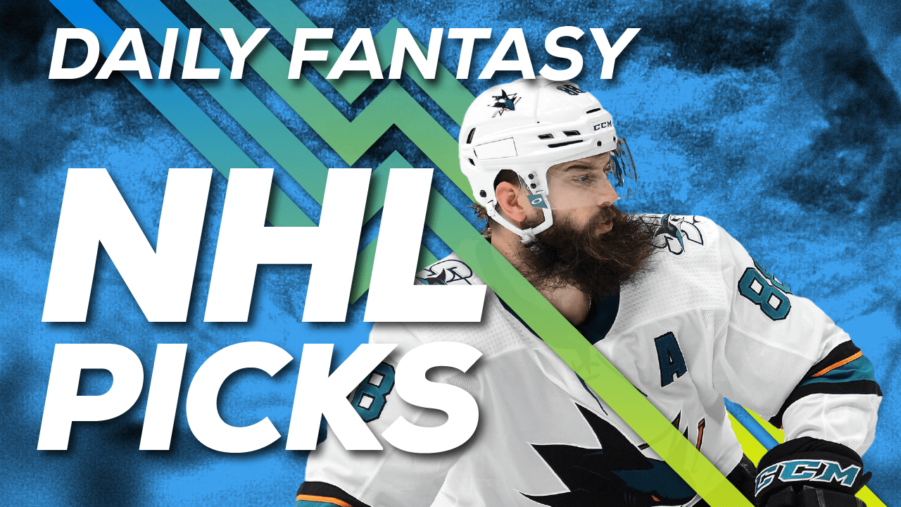 Awesemo's NHL DFS Strategy show breaks down the top DraftKings & FanDuel NHL picks for today's slate, including Brent Burns and more!