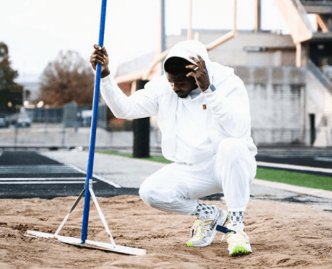 Marquise Goodwin Olympics