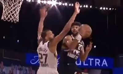 Jamal Murray's 360 Degree Layup Was Every Bit As Mesmerizing The Second, Third, And Fourth Time