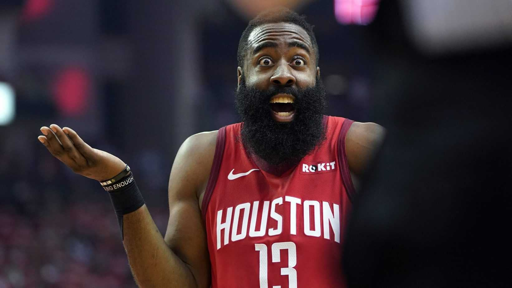 James Harden May be Ghosting the Houston Rockets - Awesemo.com