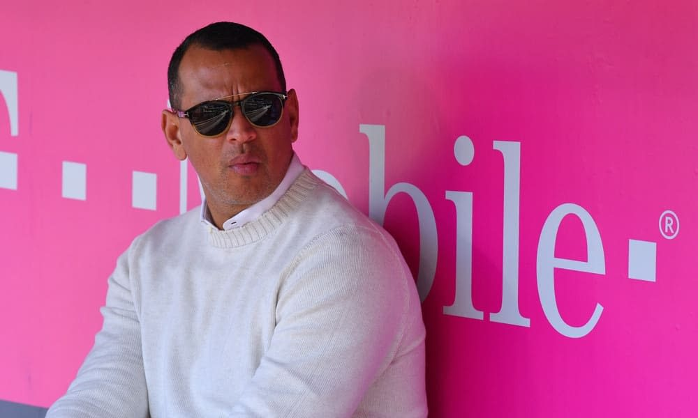 Alex Rodriguez was hearing all sorts of vulgar chants outside the Fox set after the Red Sox took Game Three from Houston on Monday night