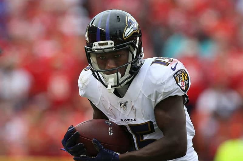 Mike Barner details Awesemo's top WRs from our fantasy football rankings based on 2020 strength of schedule tool for NFL fantasy drafts.