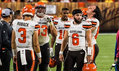 Matt Savoca breaks down every single fantasy football matchup for Week 3 fantasy football and NFL DFS | Browns vs Washington & Baker Mayfield
