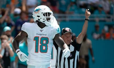Ben Rasa's bet of the day features and NFL Picks + NFL Odds from the Jaguars vs Dolphins NFL Thursday Night Football matchup on 9/24