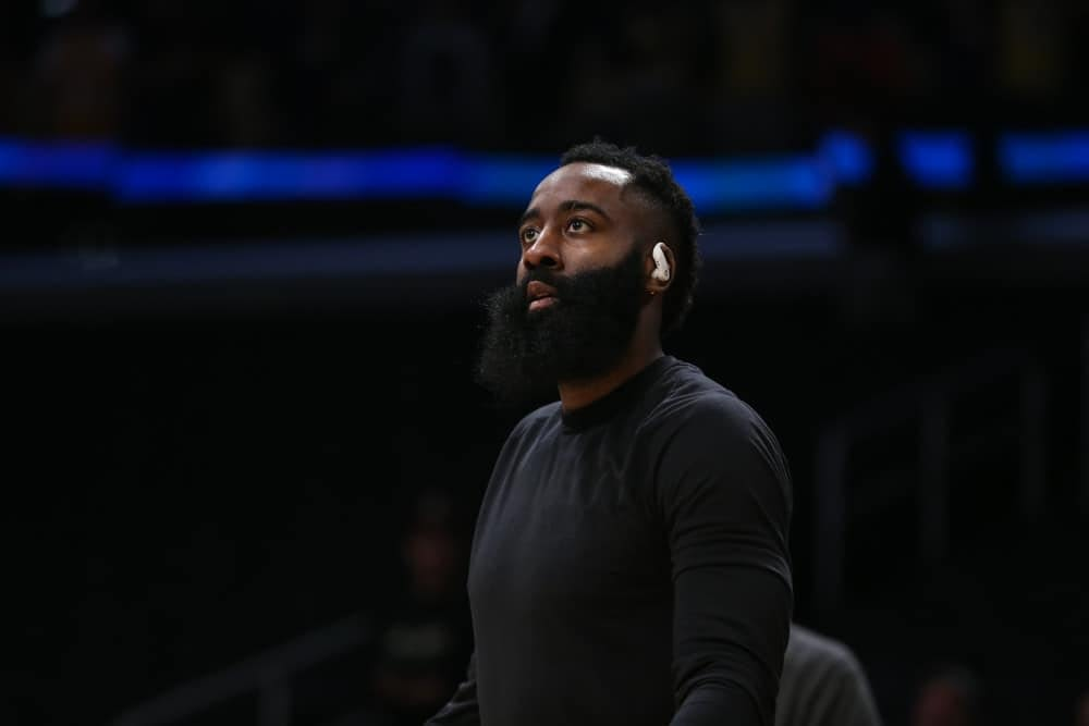 EMac gives his favorite NBA DFS picks for Yahoo + DraftKings + FanDuel daily fantasy basketball lineups James Harden | Wednesday 3/31/21