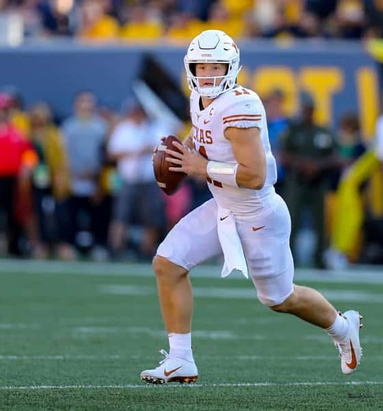 Matt Gajewski breaks down the top Week 4 College Football CFB DFS picks on DraftKings for your daily fantasy lineups, including Sam Ehlinger.