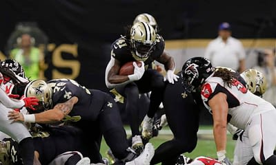 NFL DFS Picks: Josh Engelman breaks down the Sunday Night Football Packers vs. Saints FanDuel Single-Game Slate | Alvin Kamara + Aaron Jones