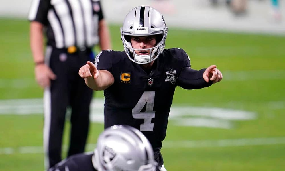 Las Vegas Raiders quarterback Derek Carr admitted that it got 'under his skin' that Joey Bosa called him out for being soft after the game