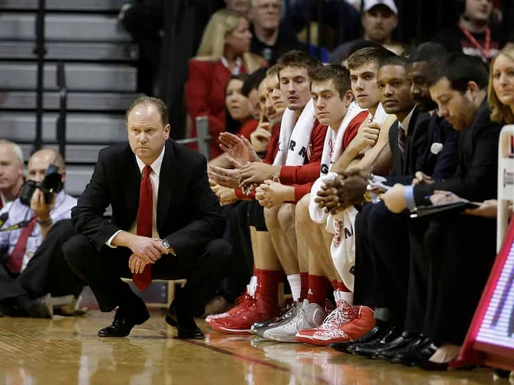 A private meeting of Wisconsin seniors slamming Greg Gard has been leaked, and the optics are very bad for the Badgers basketball program