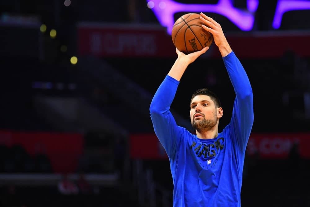 Josh Engleman brings you The Process, his NBA fantasy basketball show with strategy on how to build DraftKings & FanDuel lineups today, 4/22.