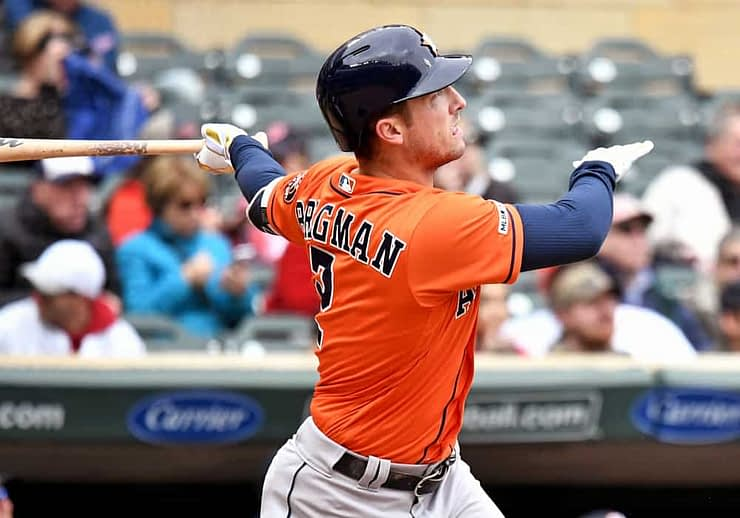 Josh and Jake break down their top MLB DFS plays for tonight's DraftKings and FanDuel slate, including Alex Bregman and Francisco Lindor.