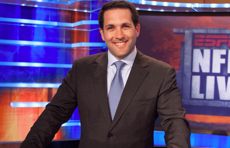 ESPN fell for a fake Adam Schefter