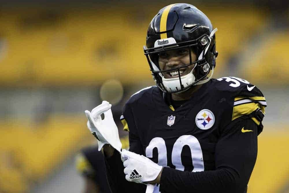 Matt Savoca breaks down every single fantasy football matchup for Week 3 fantasy football and NFL DFS | Texans vs. Steelers | James Conner
