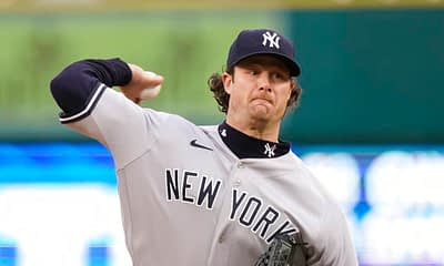 MLB DFS picks. DraftKings and FanDuel daily fantasy baseball lineups, strategy, and picks like Gerrit Cole on Thursday, 7/29/21.