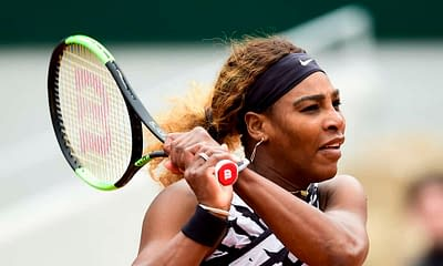 French Open DraftKings Tennis DFS picks for Friday June 4 with Serena Williams based on expert tennis projections, ownership and rankings using simulations and models