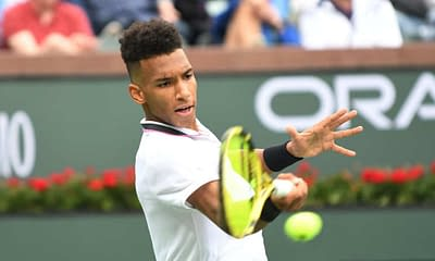 Tennis betting odds picks predictions US Open Felix Auger-Aliassime lines predictions best bets how to bet on Tennis