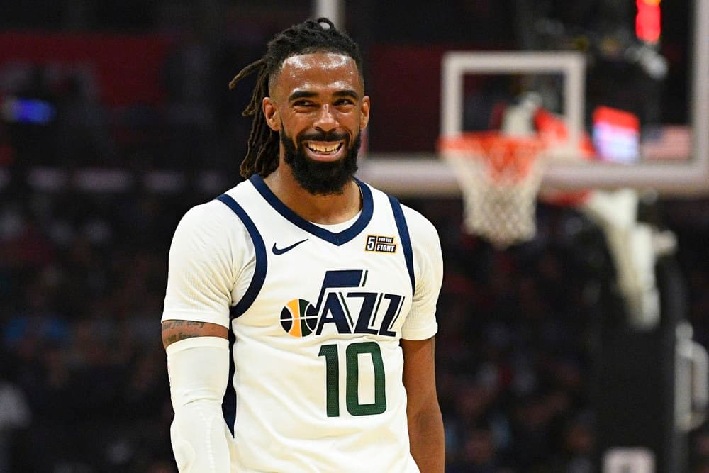 EMac gives his favorite NBA DFS picks for Yahoo + DraftKings + FanDuel daily fantasy basketball lineups, including Mike Conley | 4/19/21