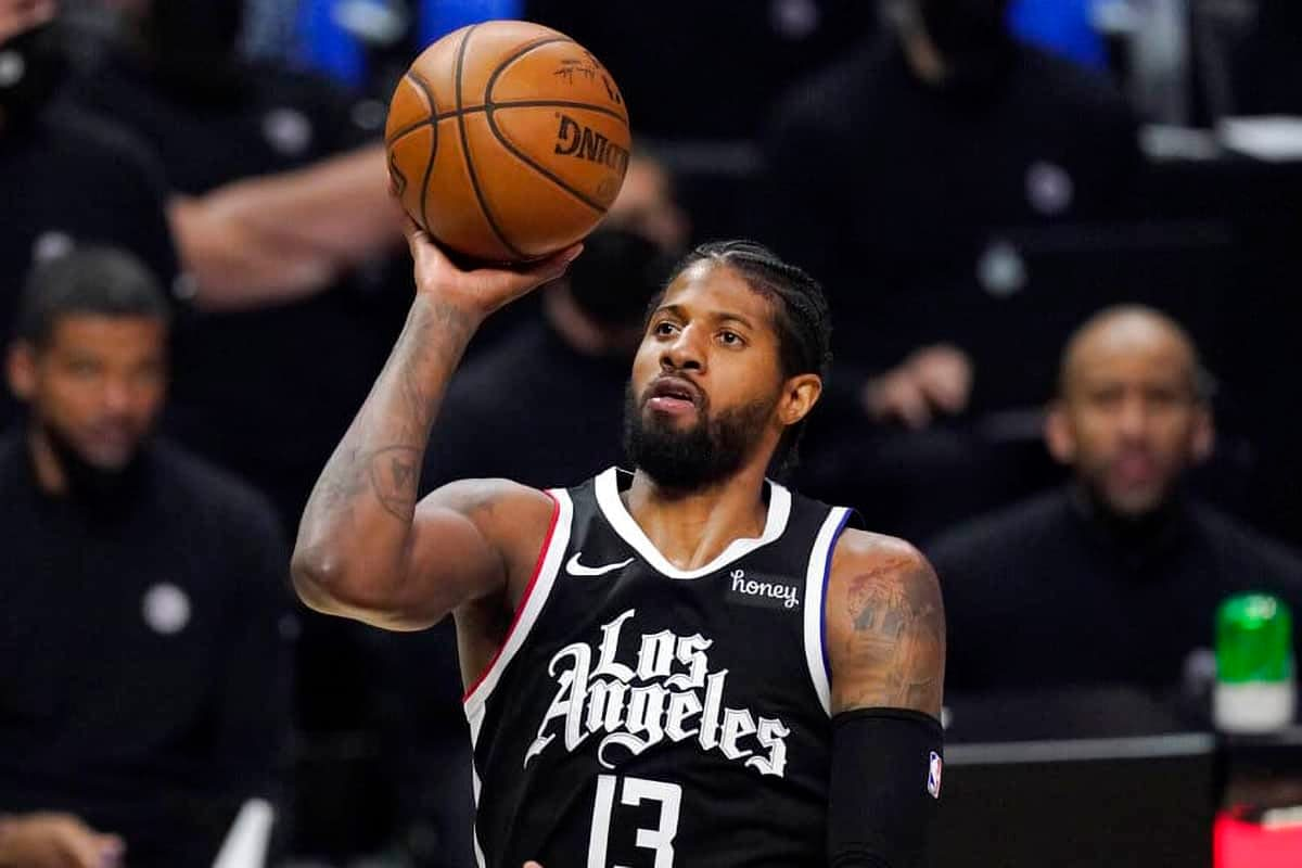 NBA DFS Picks Live Before Lock for DraftKings + FanDuel daily fantasy basketball advice on Wednesday, 6/30 with Paul George and the Clippers.