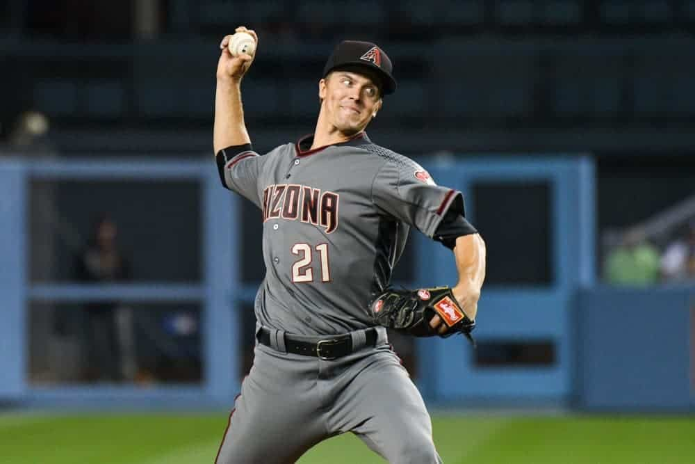 On the MLB DFS Early Bird, Adam Scherer & EMac review pitching options for the August 6th, including Clayton Kershaw and Zach Greinke
