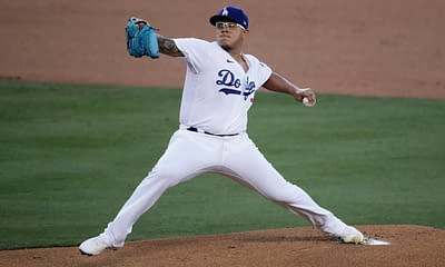 Best MLB bets today odds picks betting lines predictions spread parlay Julio Urias dodgers strikeouts totals 4.5 over/under Dodgers Monday August 30 2021