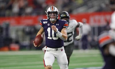 Ben Rasa is back with his Week for NCAAF Bets: College Football Odds & Picks against the spread, including Mississippi State vs Auburn (FREE)