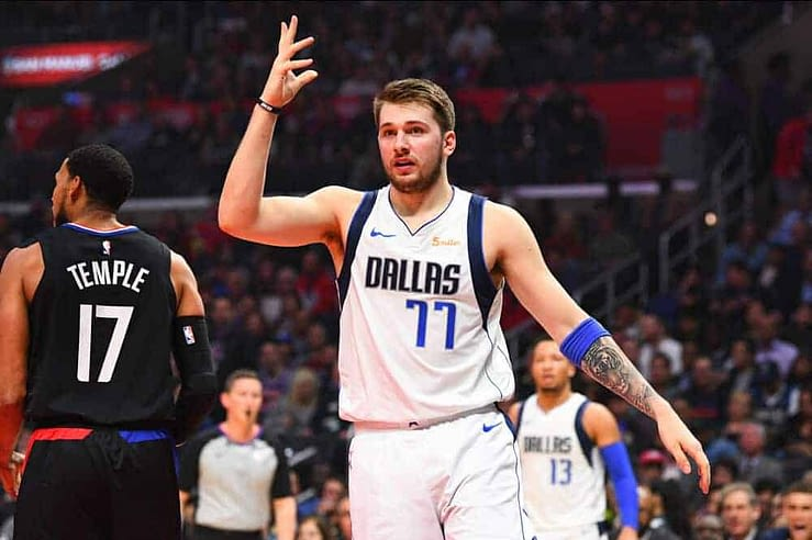 NBA DFS Picks for DraftKings and FanDuel daily fantasy basketball lineups based off Adam Scherer's NBA Deep Dive with expert analysis for every game and betting picks like Luka Doncic