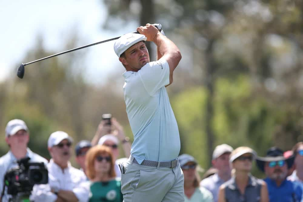 Round 3 DraftKings PGA Showdown fantasy golf Picks AT&T Byron Nelson Classic expert lineup predictions, projections and ownership featuring Bryson DeChambeau