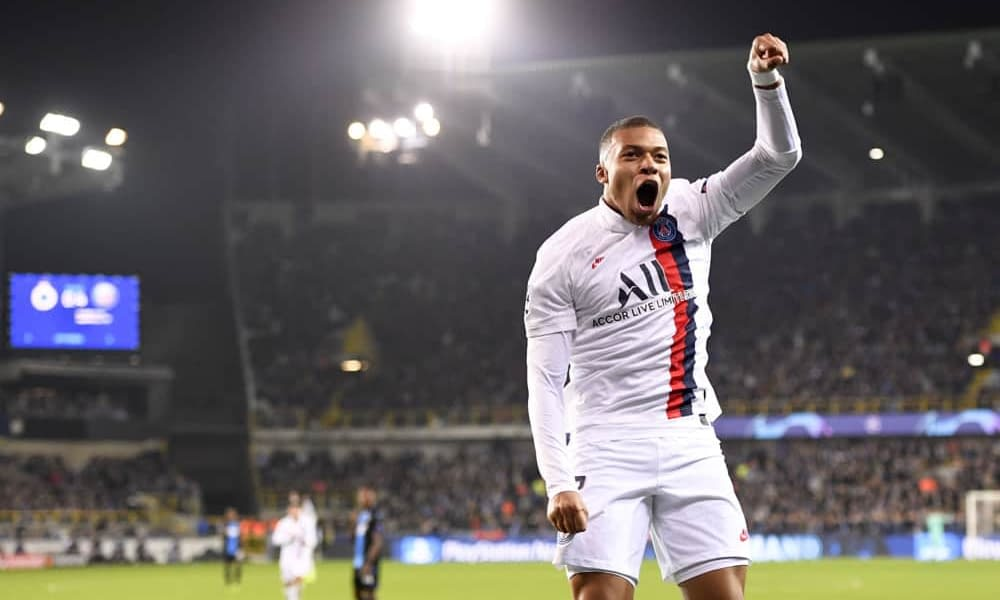 UCL DFS picks Group Stage DraftKings FanDuel champions league Kylian Mbappe today tonight free expert projections rankings lineups optimal optimizer soccer fantasy PSG